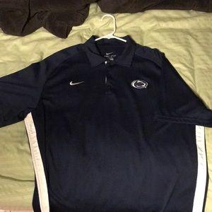 Nike Dri-Fit Men's XL Penn State polo